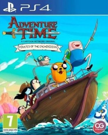 Adventure Time: Pirates of the Enchiridion Ps4 PKG Download