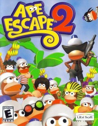 Ape Escape 2 Ps4 PKG Download
