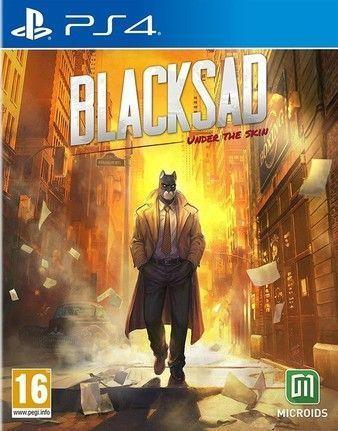 BLACKSAD: Under the Skin Ps4 PKG Download