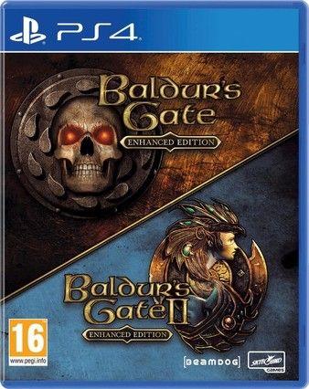Baldur's Gate and Baldur's Gate II: Enhanced Editions Ps4 PKG Download