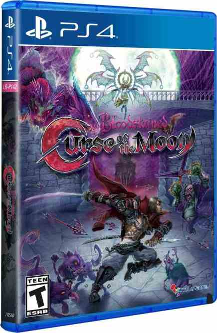 Bloodstained: Curse of the Moon Ps4 PKG Download