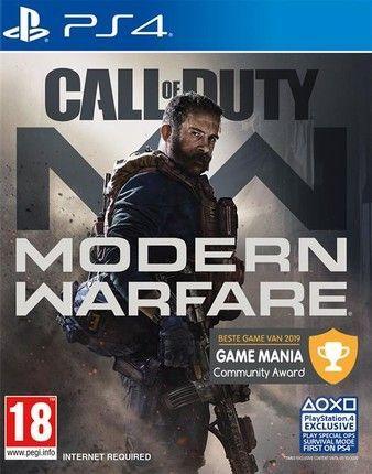 Call of Duty: Modern Warfare Ps4 PKG Download