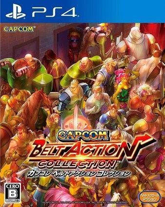 Capcom Belt Action Collection Ps4 PKG Download