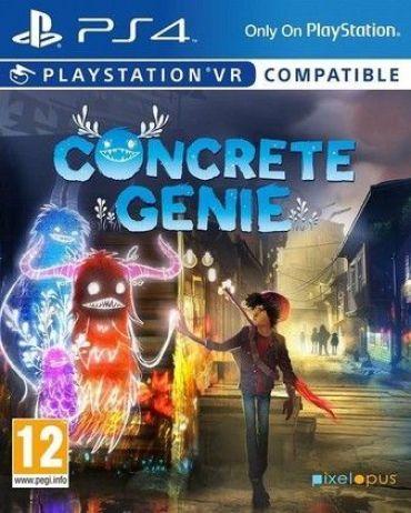 Concrete Genie Ps4 PKG Download