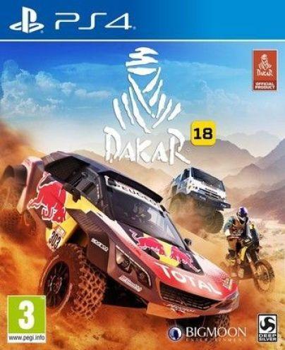 Dakar 18 Ps4 PKG Download