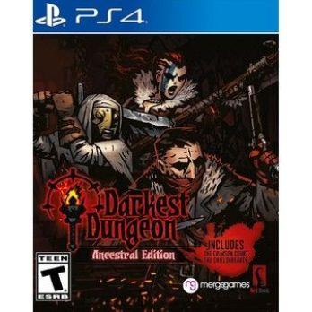Darkest Dungeon Ps4 PKG Download