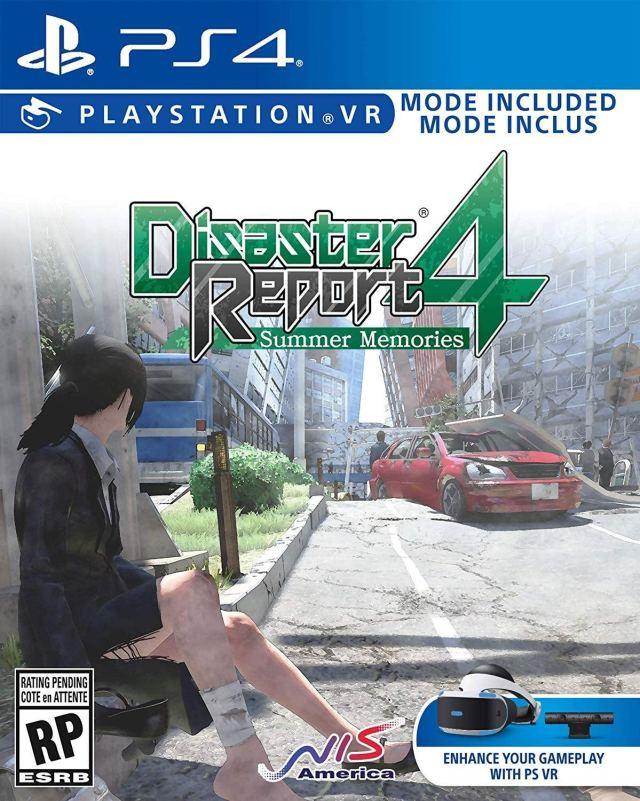 Disaster Report 4: Summer Memories Ps4 PKG Download
