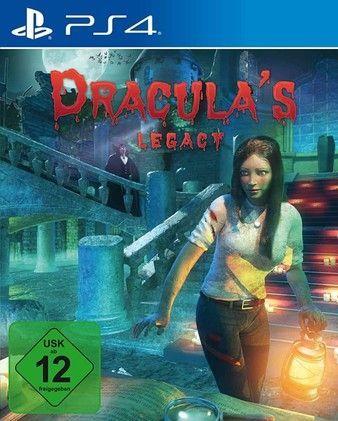 Dracula's Legacy Ps4 PKG Download