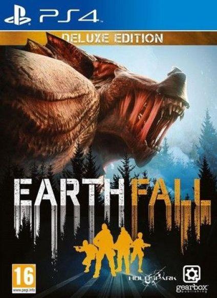 Earthfall Ps4 PKG Download