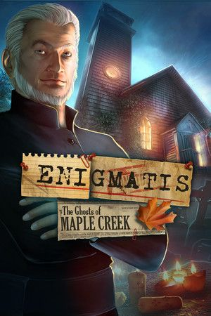 Enigmatis: The Ghosts of Maple Creek Ps4 PKG Download