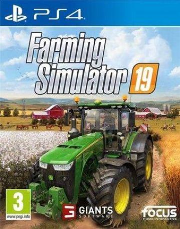 Farming Simulator 19 Ps4 PKG Download