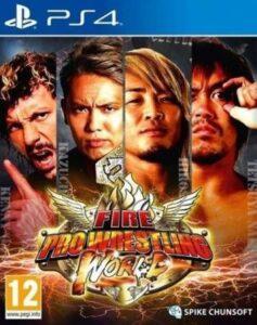 Fire Pro Wrestling World