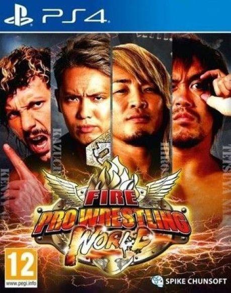 Fire Pro Wrestling World Ps4 PKG Download