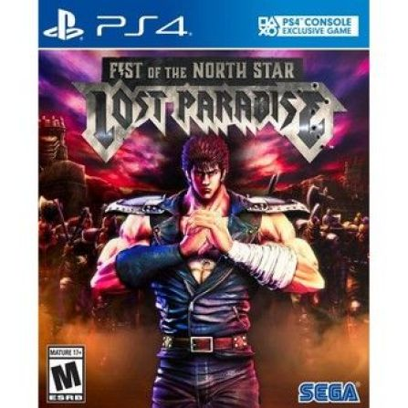 Fist of the North Star: Lost Paradise Ps4 PKG Download