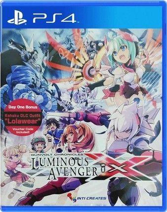 Gunvolt Chronicles: Luminous Avenger iX Ps4 PKG Download