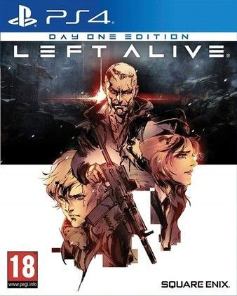 LEFT ALIVE DAY ONE EDITION Ps4 PKG Download