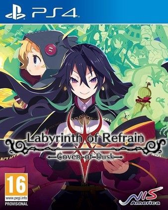 Labyrinth of Refrain: Coven of Dusk Ps4 PKG Download