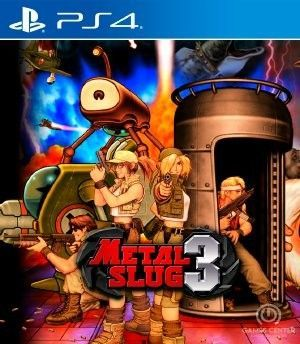 METAL SLUG 3 Ps4 PKG Download