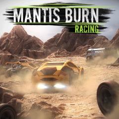 Mantis Burn Racing Ps4 PKG Download