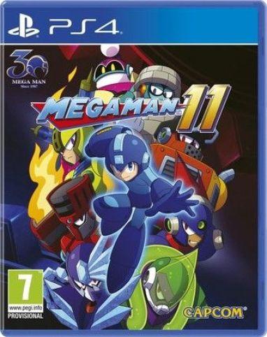 Mega Man 11 Ps4 PKG Download