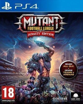 Mutant Football League Ps4 PKG Download