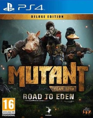 Mutant Year Zero: Road to Eden Ps4 PKG Download