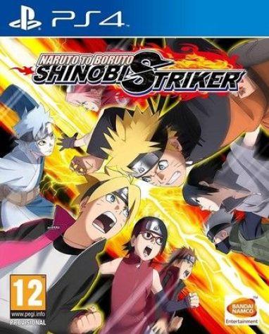 NARUTO TO BORUTO: SHINOBI STRIKER Ps4 PKG Download