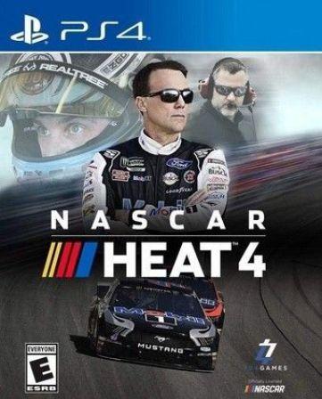 NASCAR Heat 4 Ps4 PKG Download