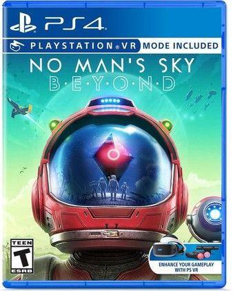 No Man's Sky Beyond Ps4 PKG Download