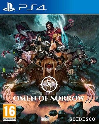 Omen of Sorrow Ps4 PKG Download