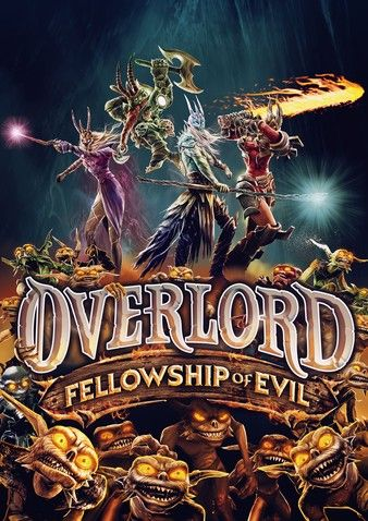 Overlord: Fellowship of Evil Ps4 PKG Download