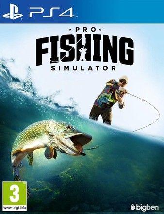 Pro Fishing Simulator Ps4 PKG Download