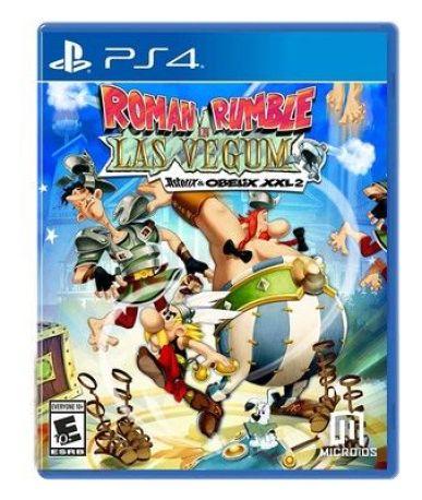 Roman Rumble in Las Vegum – Asterix and Obelix XXL 2 Ps4 PKG Download