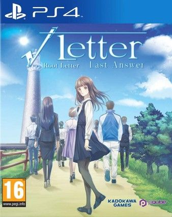 Root Letter: Last Answer Ps4 PKG Download