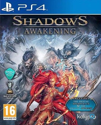 Shadows: Awakening Ps4 PKG Download