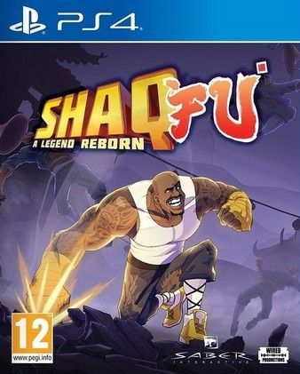 Shaq Fu: A Legend Reborn Ps4 PKG Download