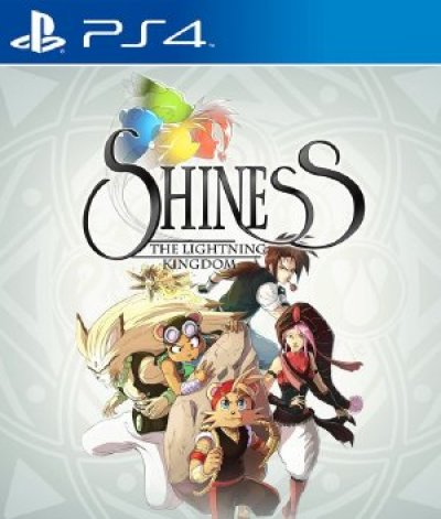 Shiness: The Lightning Kingdom Ps4 PKG Download