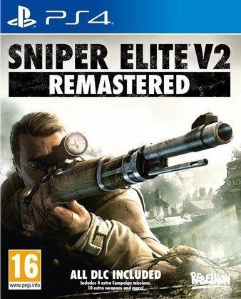 Sniper Elite V2 Remastered Ps4 PKG Download