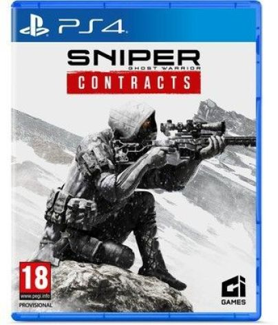 Sniper Ghost Warrior Contracts Ps4 PKG Download