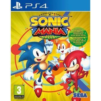 Sonic Mania Plus Ps4 PKG Download