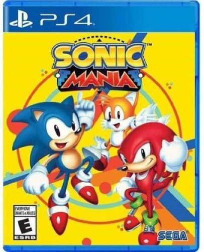Sonic Mania Ps4 PKG Download
