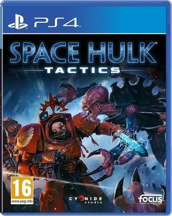 Space Hulk: Tactics Ps4 PKG Download