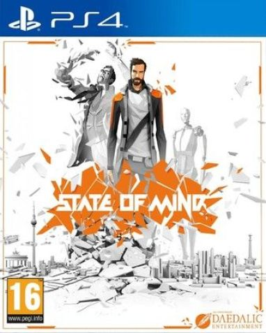 State of Mind Ps4 PKG Download