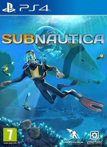 Subnautica Ps4 PKG Download
