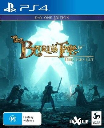 The Bard's Tale IV: Director's Cut Ps4 PKG Download