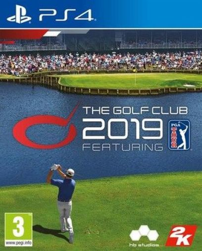 The Golf Club 2019 featuring PGA TOUR Ps4 PKG Download