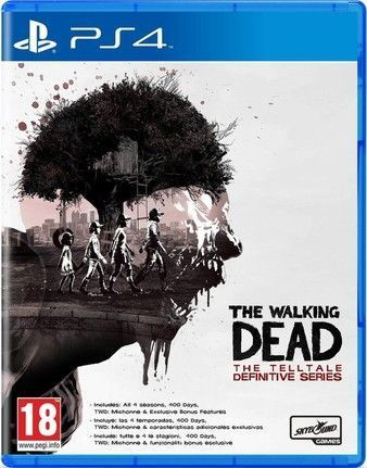 The Walking Dead: The Telltale Definitive Series Ps4 PKG Download
