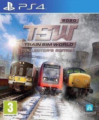 Train Sim World 2020 Deluxe Edition Ps4 PKG Download