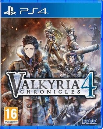 Valkyria Chronicles 4 Ps4 PKG Download