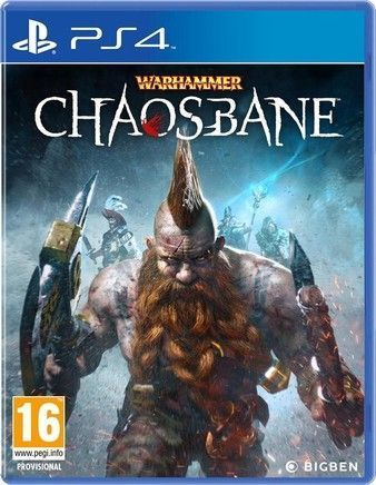 Warhammer: Chaosbane Ps4 PKG Download
